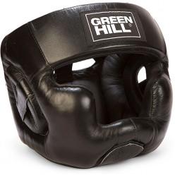 Боксерский шлем тренировочный Green Hill Super