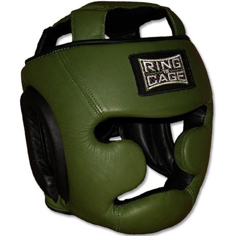 Боксерский шлем тренировочный Ring to Cage Chin & Cheek RC50