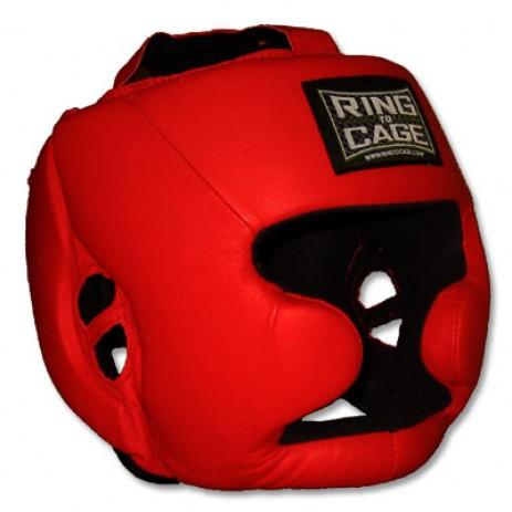 Детский боксерский шлем Ring to Cage Kids
