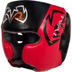 Боксерский шлем тренировочный Rival RHG20