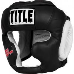 Закрытый защитный шлем Title Gel World Full-Face