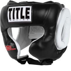 Боксерский шлем тренировочный Title Gel World Traditional
