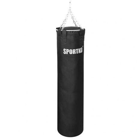 Боксерский мешок SPORTKO ременная кожа (1.5м, 70кг) МРК15040
