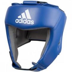 Боксерский шлем Adidas с лицензией AIBA (синий, AIBAH1)