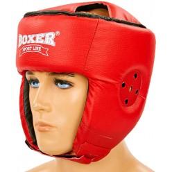 Шлем каратэ Boxer (кожвинил)