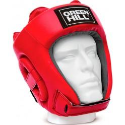 Боксерский шлем Green Hill UBF с печатью ФБУ