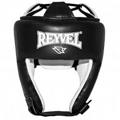 Шлем боксерский Reyvel вид 1 (винил)