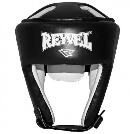 Шлем боксерский Reyvel вид 2 (винил Fortuna)
