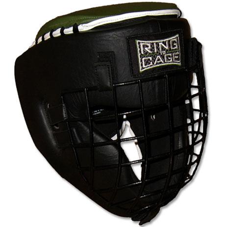 Боксерский шлем с сеткой Ring to Cage Safety Cage