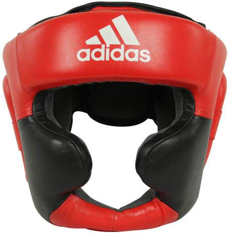 Боксерский шлем тренировочный Adidas Super Pro Extra Protect