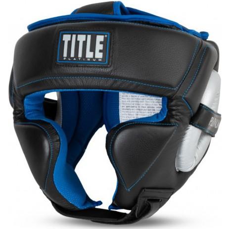 Боксерский шлем тренировочный Title Platinum Perilous