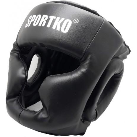 Боксерский шлем-маска Sportko ОД3