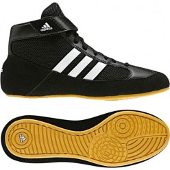 Детские борцовки Adidas Havoc Kids (черный, AQ3327)