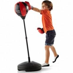 Детская боксерская груша напольная и перчатки Pure Boxing