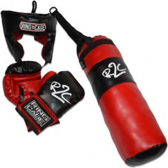 Боксерский набор для детей RING TO CAGE Kids