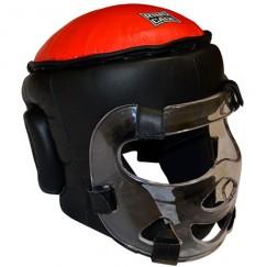 Детский боксерский шлем с маской Ring to Cage Safety Shield