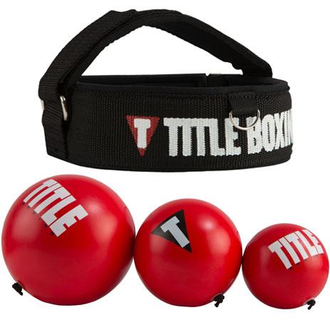 Файт бол Title Boxing (2 мяча)