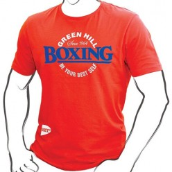 Футболка Green Hill Boxing