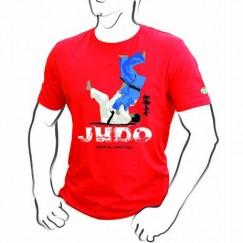 Футболка Green Hill Judo TSRL-9056