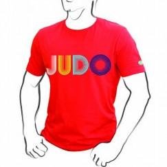 Футболка Green Hill Judo TSRL-9058