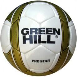 Футбольный мяч Green Hill FB-9103