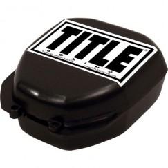 Футляр для хранения капы TITLE CASE