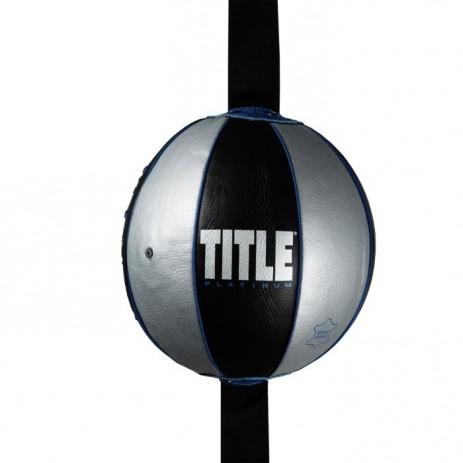 Груша на растяжках Title Platinum Perilous (с жгутами)