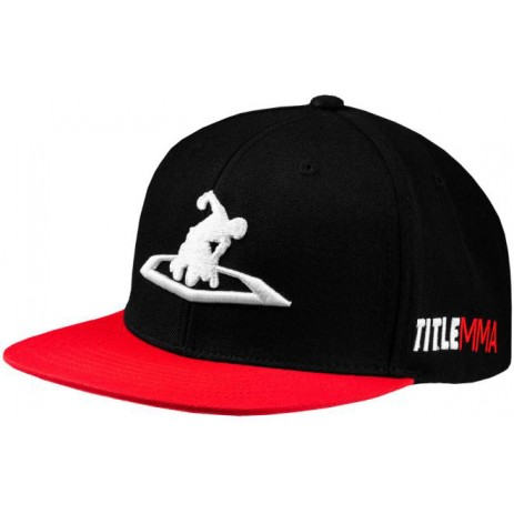 Кепка Title MMA Beat Down Logo Adjustable Fit