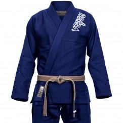 Кимоно для джиу-джитсу Venum Contender 2.0 Navy Blue