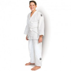 Кимоно для дзюдо Green Hill Club (белый)