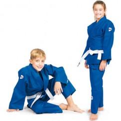 Кимоно для дзюдо Green Hill Junior (синий)