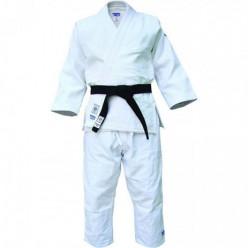 Кимоно для дзюдо Green Hill Master (белый)
