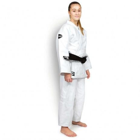Кимоно для дзюдо Green Hill Semi Competition (белый)