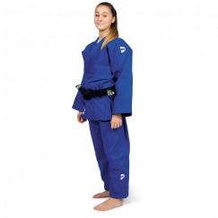 Кимоно для дзюдо Green Hill Semi Competition (синий)