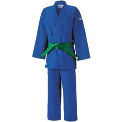 Кимоно для дзюдо Mizuno Hayato (синий)