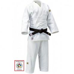 Кимоно для дзюдо Mizuno Yusho Best IJF (белый)