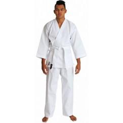 Кимоно для карате Smai Economy Gi с лицензией WKF (белый)