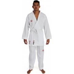 Кимоно для карате Smai Jin Kumite Gi с лицензией WKF (белый)