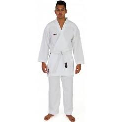 Кимоно для карате Smai Jin Kumite Gi с лицензией WKF (белые полосы на плечах)