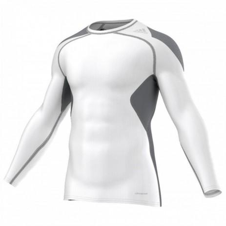 Компрессионная футболка с длинным рукавом Adidas Adidas Tech Fit Cool