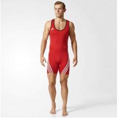 Костюм для тяжелой атлетики Adidas Base Lifter (красный, V13876)