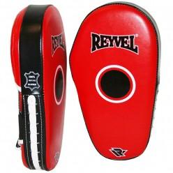 Лапы боксерские Reyvel (кожа)