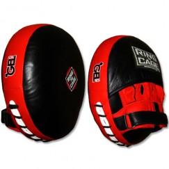 Лапы боксерские прямые Ring To Cage GelTech Air