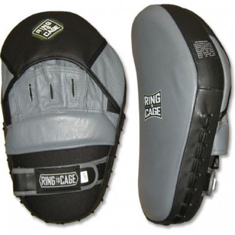 Лапы боксерские Ring To Cage Curved Pro