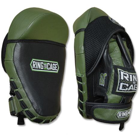 Лапы боксерские Ring To Cage GelTech Cobra