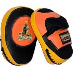 Лапы боксерские Ring To Cage Mughals Curved