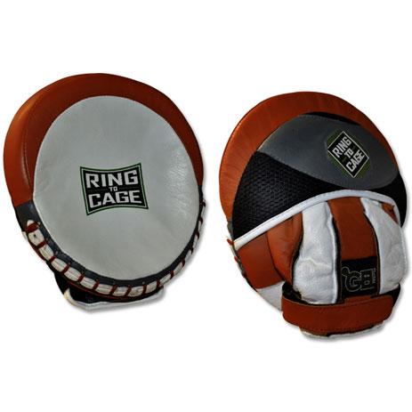 Лапы боксерские Ring To Cage Platinum GelTech