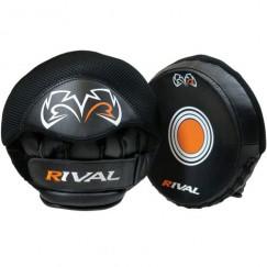 Лапы боксерские Rival RPM5 Parabolic