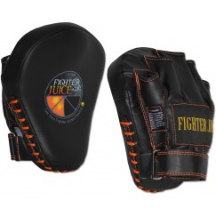Лапы для бокса RING TO CAGE FightersJuice Cobra Curved