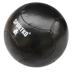 Мяч медбол Sportko (ПВХ)